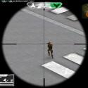 Wer so ungedeckt über freies Feld läuft, wird häufig das Opfer von Heckenschützen. Die Spielerklasse Sniper darf natürlich auch bei Warrock nicht fehlen.