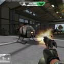 Ob Helikopter oder Jet, viel laufen muss der Spieler nicht in Warrock. Besonders zu empfehlen ist dies auch nicht, da scharf geschossen wird.