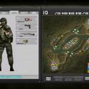 In der Rüstkammer gibt es die Ausrüstung für den Spieler. Das Einstiegsmenü erinnert stark an den kostenpflichtigen Konkurrenten Battlefield von EA.