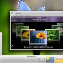 Bildervorschau im Explorer, optisch mehr als nur inspiriert von Apples Betriebssystem.