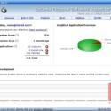 Hier wird der Secunia System Score angezeigt.