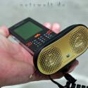Ansteckboxen für den (mehr oder weniger) guten Sound