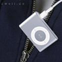 So winzig war noch keiner - Apples kleinster iPod hat fast die Abmessungen einer Briefmarke