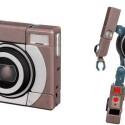 Spyshot: Selbst aus der Digitalkamera wird ein gefährlicher Roboter