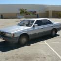 Der Mazda ist Baujahr  1989.