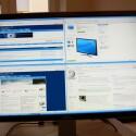 Vier Internetseiten bequem im Blick