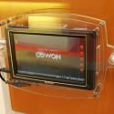 Ein weiteres Highlight am Cowon-Stand ist der Q5. Ein auf Windows CE basierender Portable Media Player.