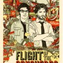 Das Comedy-Duo Flight of the Conchords.