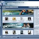 Um bei Medionbox einkaufen zu können, müssen Nutzer eine Software installieren. Diese fungiert unter anderem als Browser, mit dem Nutzer sich durch das Musik- und Filmarchiv klicken können.