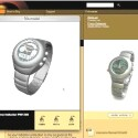 In der sendung werden unter anderem so sinnlose Gadgets vorgestellt, wie diese Uhr, mit der man radioaktive Strahlung messen kann.