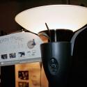 Halb Lampe, halb Lautsprecher: Soundolier Duo auf der CES in Las Vegas