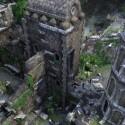 ...auch vor brüchigen Ruinen macht er nicht halt. (Bild: Sony)
