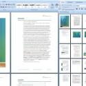 Stufenloser Zoom für Dokumente