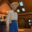 Screenshot: Flucht von Monkey Island