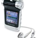 Für Handy-Freaks bietet Pontis ab Mai einen MP3-Player der nicht nur optisch an moderne Mobiltelefone erinnert. Der Qoolqee K7 besitzt ein Farbdisplay und kann - genauso wie ein Handy - die Hintergrundbilder und Farblogos austauschen.