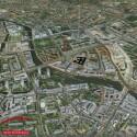 Auf zehn Prozent der Stadtfläche sind mit 3D-Modelle verfügbar