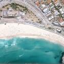 Kein Hai in Sicht an diesem Strand in Sydney
