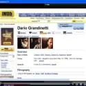 Aus dem Player heraus können Sie sich Zusatzinformationen über IMDb, Wikipedia oder Google anzeigen lassen.