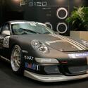 Eine Porsche mit Wumms unter der Haube und in den Boxen