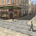 Die Baker Street - die legendäre Straße in der Sherlock Holmes einst lebte.