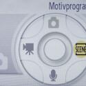 Modefunktion - Die S10 bietet eine Vielzahl von Motivprogrammen