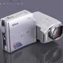 Edel und schick - Die Nikon Coolpix S10.