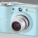 Bonbonfarbene Kamera mit guten inneren Werten.