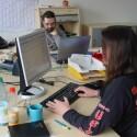 Das Lead-Design ist Chefsache bei HandyGames: Nach der Designphase gehen die Programmierer ans Werk