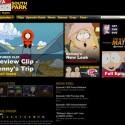 Auf der Startseite der South Park Studios können Sie auf Wunsch direkt zur aktuellen Episode springen.