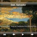 Mit Art Envi können Kunstliebhaber Gemälde auch unterwegs auf dem iPhone genießen.