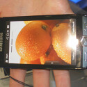 Das Omnia II I8000 ist das aktuelle Top-Modell der Omnia-Reihe und bietet einen leuchtkräftigen AMOLED-Bildschirm.