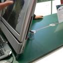 Das Gerät arbeitet mit einem Quad-Core-Prozessor und bietet neben  Full-HD-Auflösung auch ein Blu-ray-Laufwerk.