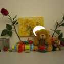 Zimmerbeleuchtung an, Blitz aus: ISO 100, Blende 3.2, 1/20 Sekunde - Achtung! Vollbild etwa 1,35 Megabyte groß.