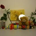 Zimmerbeleuchtung an, Blitz aus: ISO 1600, Blende 4.0, 1/200 Sekunde - Achtung! Vollbild etwa 1,55 Megabyte groß.