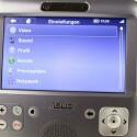 In den Einstellungen kann der Nutzer das Gerät weiter anpassen.