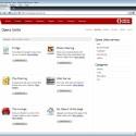 Fotoalbum in Webbrowser. Mit Opera Unite können Anwender ihr persönliches Fotoalbum für andere zugänglich machen - auch ohne Facebook oder MySpace. (Bild: Opera)