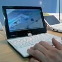 Das Touchpad verfügt über Multitouch.