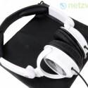 Wem In-Ear-Kopfhörer nicht zusagen, der greift zu einem Bügelkopfhörer. Der Cresyn CS-HP500 ist mit etwa 30 Euro ein günstiger Vertreter seiner Zunft.