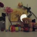 Zimmerbeleuchtung ein, Blitz aus: ISO 3200, Blende 8.1, 1/180 Sekunde.