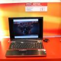 Einer der ersten Notebooks mit einer ATI Mobility Radeon HD 4850.