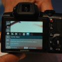 HD-Videos werden in einer Auflösung von 1280 x 720 Bildpunkten aufgezeichnet.
