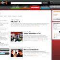 Informationen zu Künstlern und Neuigkeiten des Musikbusiness