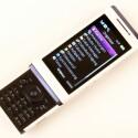 Bei ausgezogener Tastatur lässt sich das Aino nicht mehr über den Touchscreen steuern.