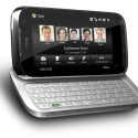 Das HTC Touch Pro 2 verfügt über einen 3,6-Zoll-Touchscreen.