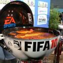 Ein Grill zu Fifa 10.