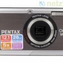 Das Gehäuse der Kamera ist robust - es muss ja schließlich auch Stürze aushalten und darf kein Wasser in sein Inneres lassen.