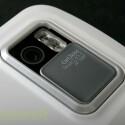 Die rückseitige Kamera mit Carl-Zeiss-Objektiv bietet eine Auflösung von fünf Megapixeln.