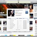 Der integrierte iTunes Store glänzt im neuen Design. Alben kann sich der Anwender jetzt ansehen und anhören, ohne in die dazugehörige Unterseite zu wechseln.