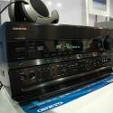 Der TX-NR 3007 bietet sieben HDMI-Anschlüssen und 200 Watt.