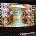 Größer, schneller, schmaler - die IFA-Hersteller sparen nicht mit Superlativen. Panasonic stellt auf der Messe den nach eigenen Angaben größten Fernseher der Welt vor.